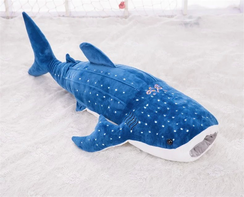 huge 150cm dark blue whale plush toy skin, just case, no fillings, christmas gift w0249 one piece huge plush simulation black killer whale toy new whale pillow doll gift about 120cm