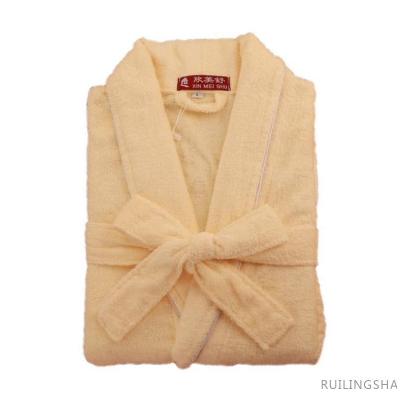 Image 3 - RBS F SL 12-in Robes from Underwear & Sleepwears