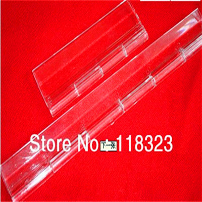 40*40mm Acrylic Hinge, Transparent Hinge, Plexiglass Hinge,  Plastic Hinge with Free Delivery by TNT/DHL