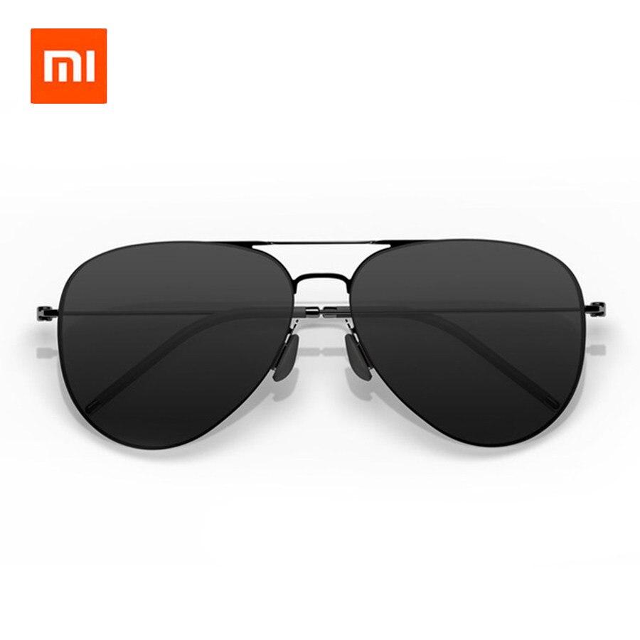 e5bd659f7629c Original Xiaomi Steinhardt Turok TS Marca Nylon Inoxidável Polarized Lentes  Óculos de Sol RETRO Colorido 100
