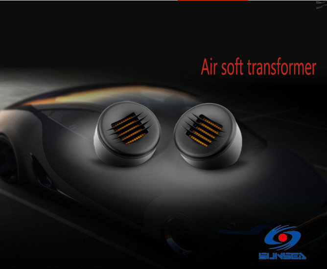 Zbrusu nový Super Car audio Air motion Transformér Tweeter reproduktor, Hifi Hi end Vysokorychlostní reproduktory Tweeter