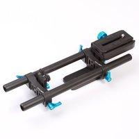 FOTGA DP500IIS Schnellspanner QR Grundplatte Schiene System Stange Für Follow Focus DSLR|fotga dp500iis|quick releaserail rod -