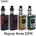 Vape SMOK Majesty, комплект из смолы, электронная сигарета, Vape коробка, мод, испаритель X Baby VS SMOK Alien Mini S178