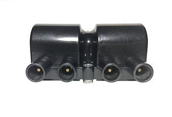 LumiParty แพ็คคอยล์จุดระเบิดสำหรับ Chevrolet Chevy Aveo Aveo5 แทนที่ #25182496 6253555 33410-84Z01 คุณภาพสูง r30