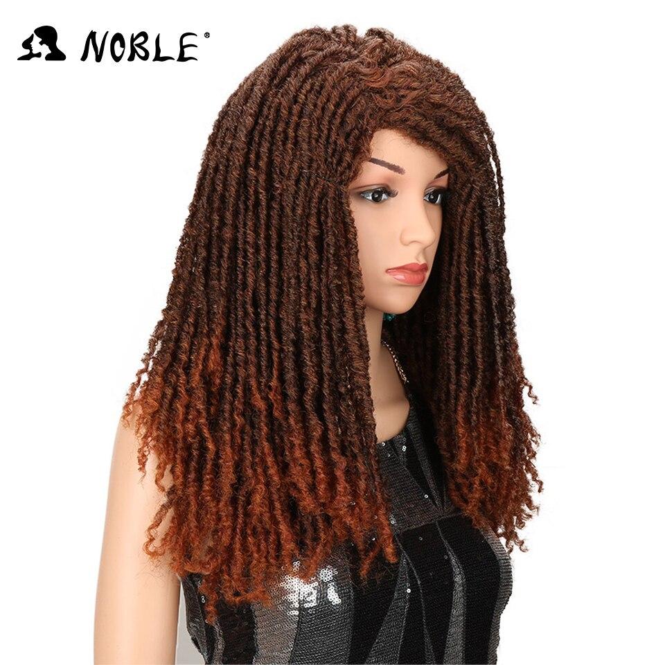 Ευγενή μαλλιά αναπήδηση σγουρό μακρά - Συνθετικά μαλλιά - Φωτογραφία 4