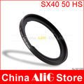 [No Tracking] Camera Lens Adapter Metal For SX520 SX50 SX60 HS Reinstallation 67mm UV Filter / Lens hood FA-DC67A