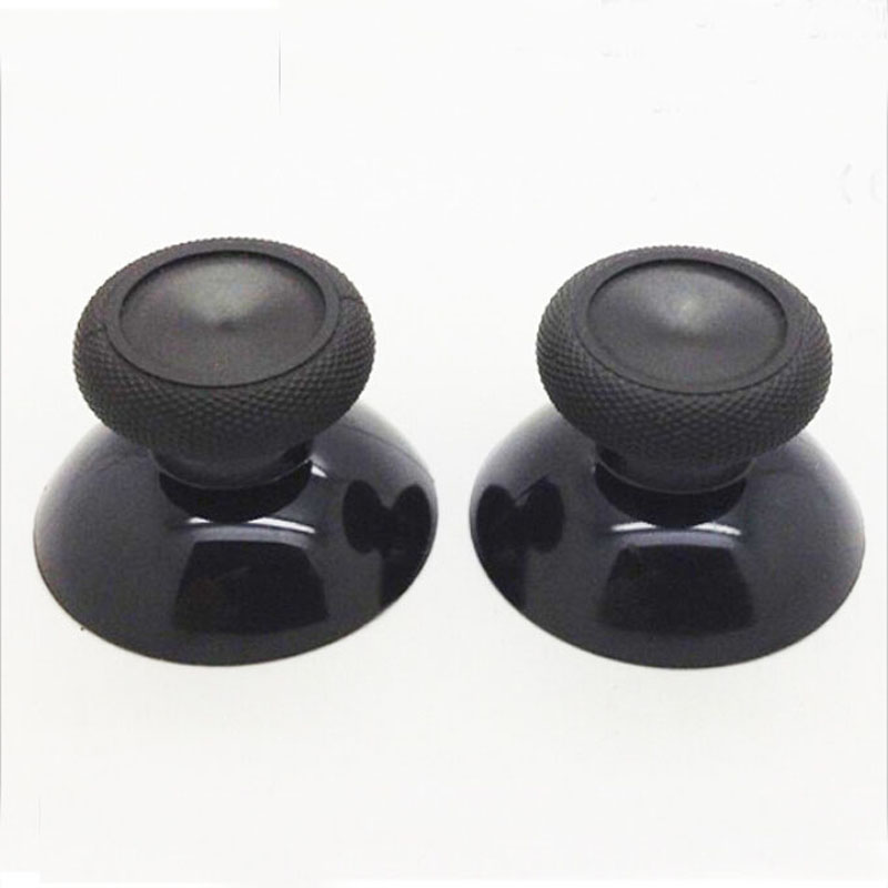 2pcs 3D Analog Joystick Replacement Thumb Stick Grips Cap Buttons Repair For Microsoft XBOX ONE Gamepad Controller Thumbsticks