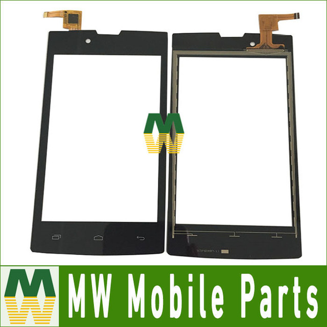 1PC/ Lot High Quality For Beeline smart 6 smart6 Touch screen Touch Plane Digitizer Black Color