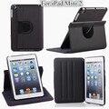 Мини планшет ковбой зерна стенд кожаный чехол для iPad Apple , мини 2 крышки чехол, 8 цвет + защитные пленки