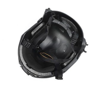 NEW FMA maritime Tactical Helmet ABS BLACK For Airsoft Paintball TB814 cycling helmet