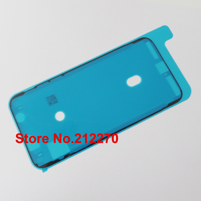 YUYOND Original New Waterproof Adhesive Sticker For iPhone X LCD Front Housing Frame Wholesale