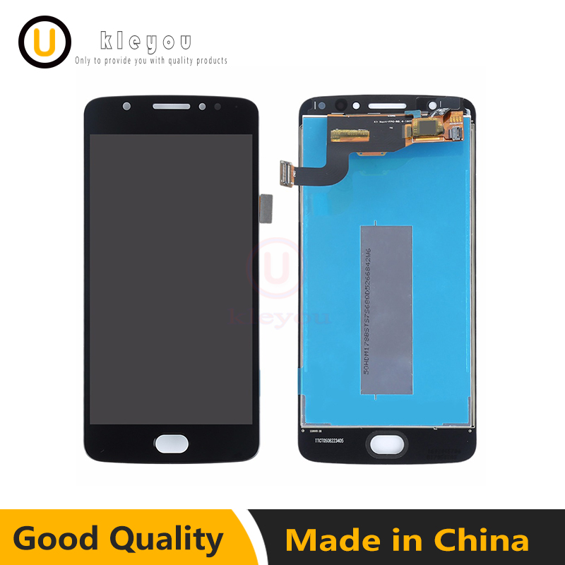 For Motorola Moto E4 XT1766 XT1763 <font><b>XT1762</b></font> XT1772 <font><b>LCD</b></font> Display Touch Screen Panel with Digitizer Assembly Parts image