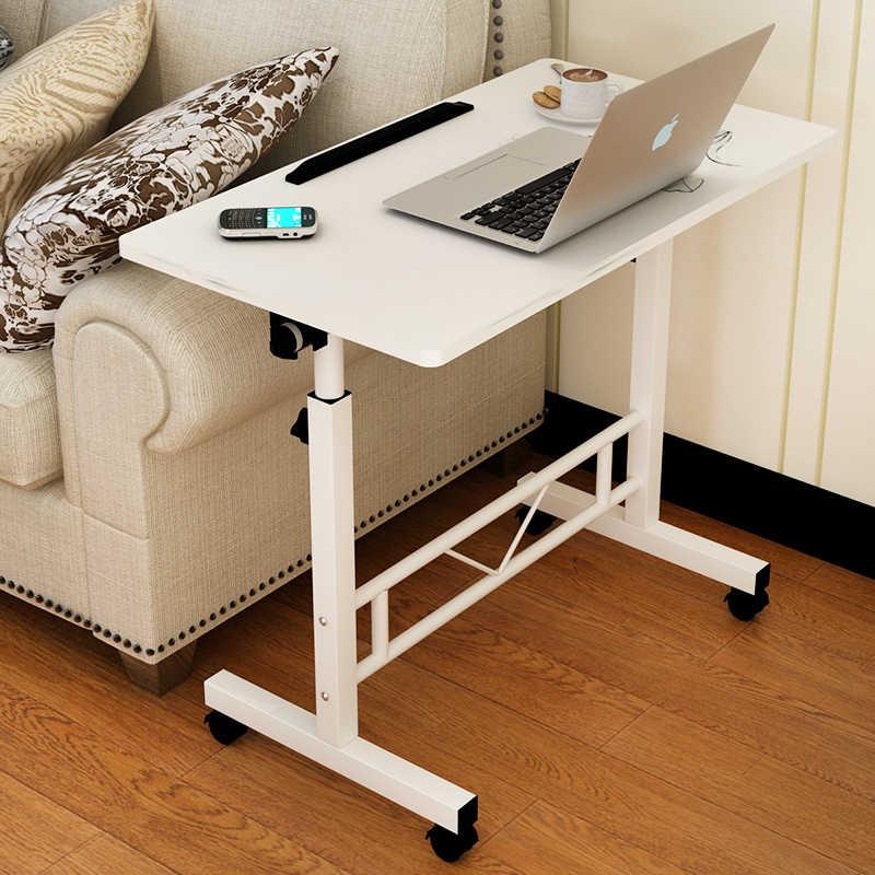 Кровать компьютерный стол для студентов колледжа простой письменный стол для спальни простой прикроватный столик
