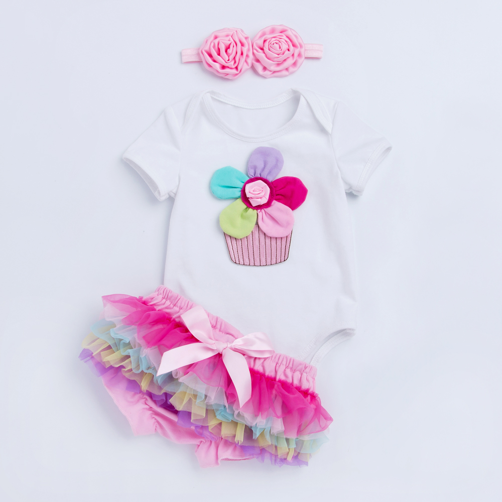 YK & Loving Retail Жаңа Қыздар Baby Clothing Киім - Балаларға арналған киім - фото 1
