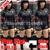 Más el Tamaño XL XXL 2014 Nuevas Mujeres de La Moda Sexy Hueco-Hacia fuera Del Vendaje de Bodycon Del Club Del Mono de Los Mamelucos Negro Partido Corto buzos