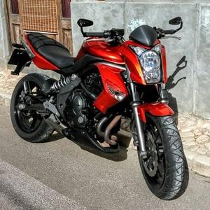 Image 5 - אופנוע אופני קרוזר ופר טרקטורונים אלומיניום 7/8 22mm בר סוף צד מראה אחורית עבור KTM BMW Ducati aprilia נצחון נצחון