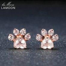 LAMOON Boucle d'oreille Bearfoot 5 ...