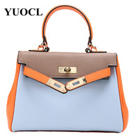 2019 New Women Crossbody Messenger Bags Tote Shoulder Leather Handbags For Famous Luxury Brand Design Bolsa Feminina Sac A Main