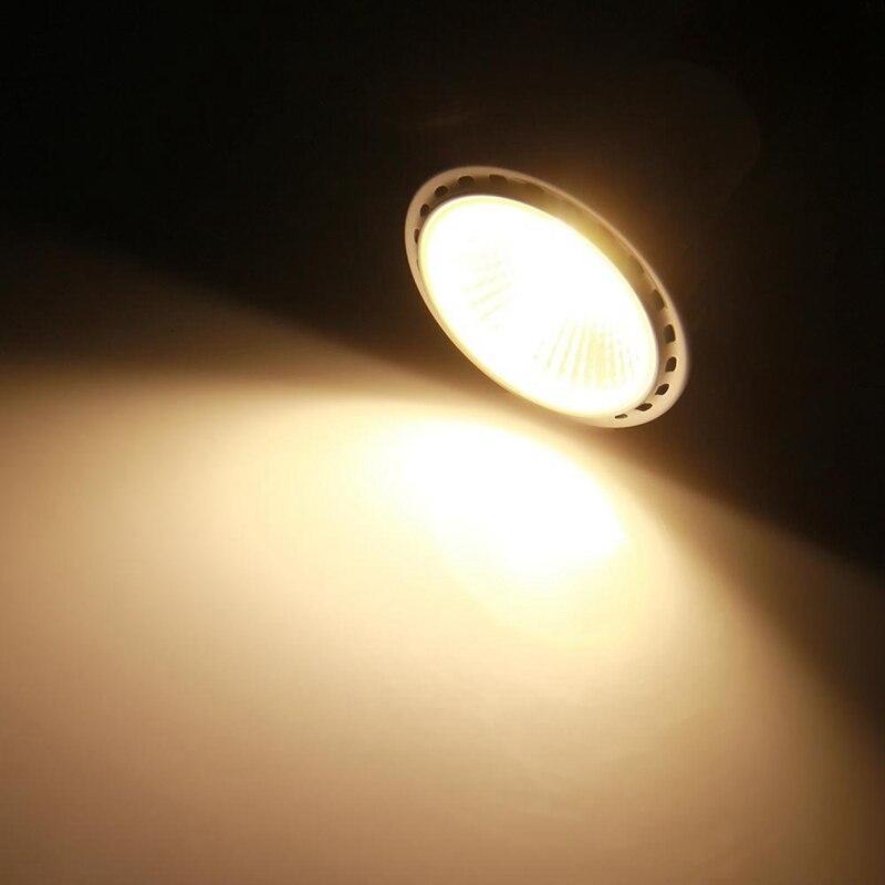 GU5, 3 / MR16 6W COB LED lamp spot light bulb light bulb 420LM 60 3000K Warm White DC 12V  - buy with discount