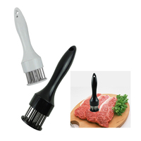 Professional Meat Tenderizer Needle Stainless Steel Meat Grinder Kitchen Cooking Tools Accessories Durable