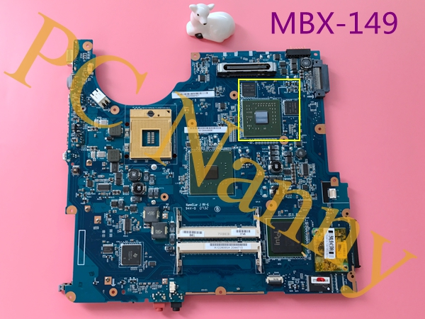 A1228065A MBX-149 For Sony VAIO VGN-FE31M VGN-FE41S Motherboard System Board Nvidia go 7600 Graphics