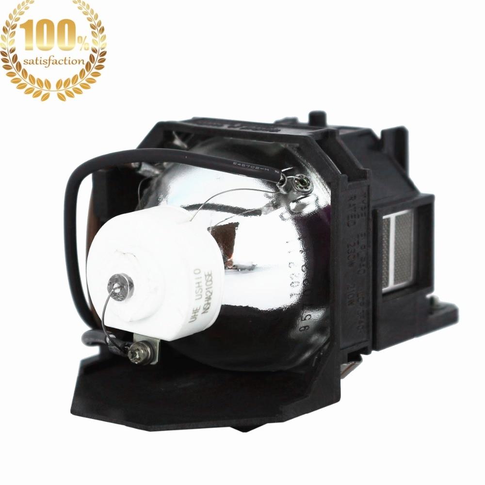 WoProlight ELPLP40 / V13H010L40 Lampe de rechange avec boîtier pour - Accueil audio et vidéo - Photo 6