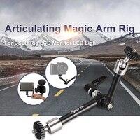 Rig Aputure A10 10 inch ניסוח קסם זרוע Rig DSLR צג LCD אור LED אביזרי מצלמה