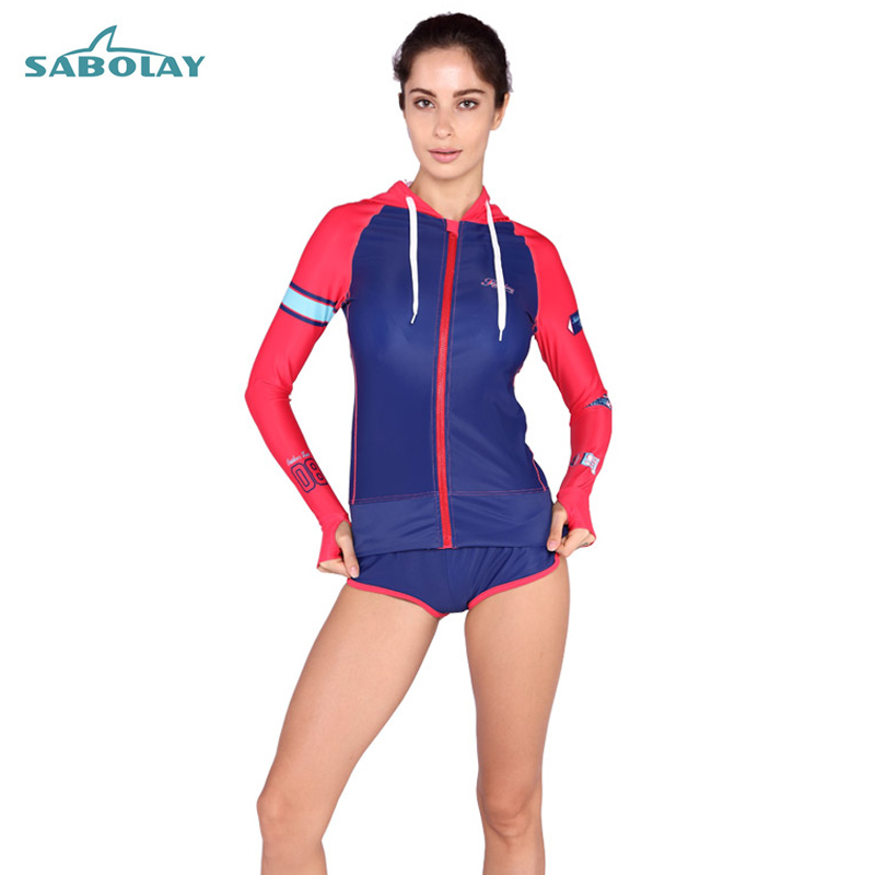 sabolay 2017 new swimwear women maillot de bain femme deux pieces plus size swimwear wetsuit
