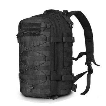 1000D нейлоновый тактический рюкзак охотничья сумка армейский Молл Рюкзак Сумка военный штурмовой пакет для походов кемпинга альпинизма