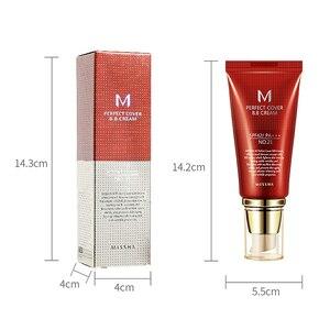 Image 5 - MISSHA M パーフェクトカバー BB クリーム SPF 42 PA + + + (50 ミリリットル) #13 高輝度ベージュ #27 #31 黄金ベージュ韓国化粧品
