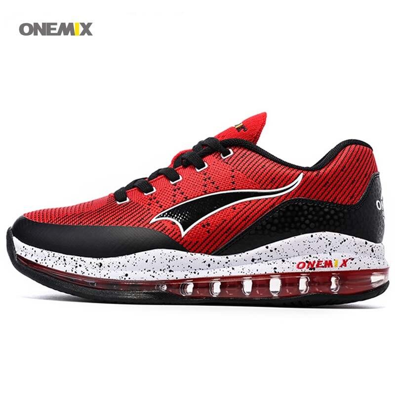 ФОТО ONEMIX free wholesale Top quality 1130 Men's spor t sneaker Basketball air mesh shoes