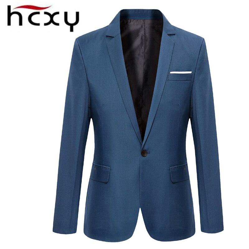HCXY Männer Blazer 2017 Die Neue Herbst herrenjacke Business Slim - Herrenbekleidung