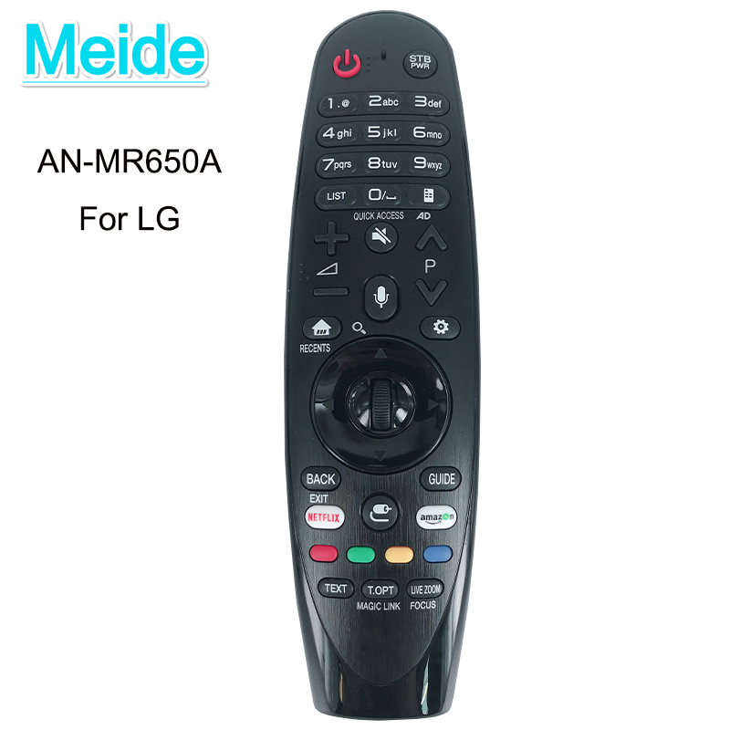 Calvas NEW Original AN-MR650A Magic Motion Remote Control with Browser Wheel for LG 3D smart TV Fernbedienung