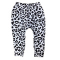 2017 New Arrival Baby Boys Girls Snow Leopard Harem Pants Baby Boys Girls Cotton Harems Kids  Leggings for 0-5Year 22F