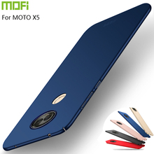 MOFi For Motorola Moto X5  Cover Case PC Hard Phone Shell