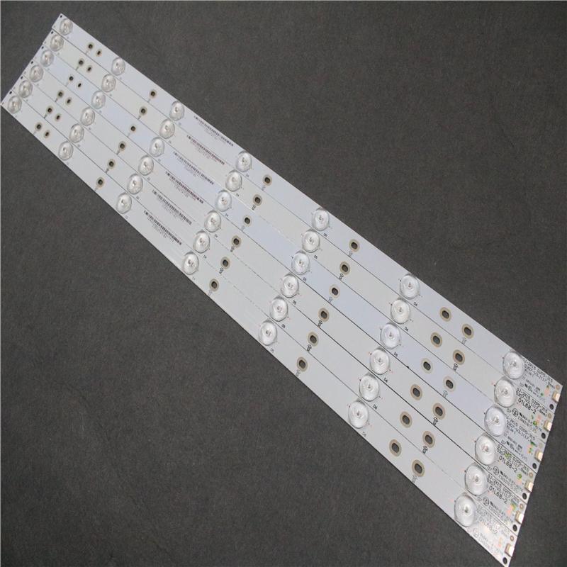 1 Set=6 PCS New Original LED Strips For 32