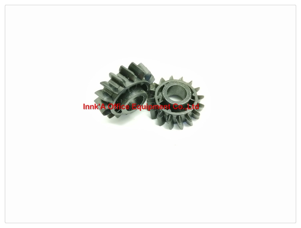 Printer Parts 2pcs 2017 Transfer Gear 16T for Xerox DC C700 700I C75 J75 770 560 7780 Second Transfer Gear for Transfer Unit