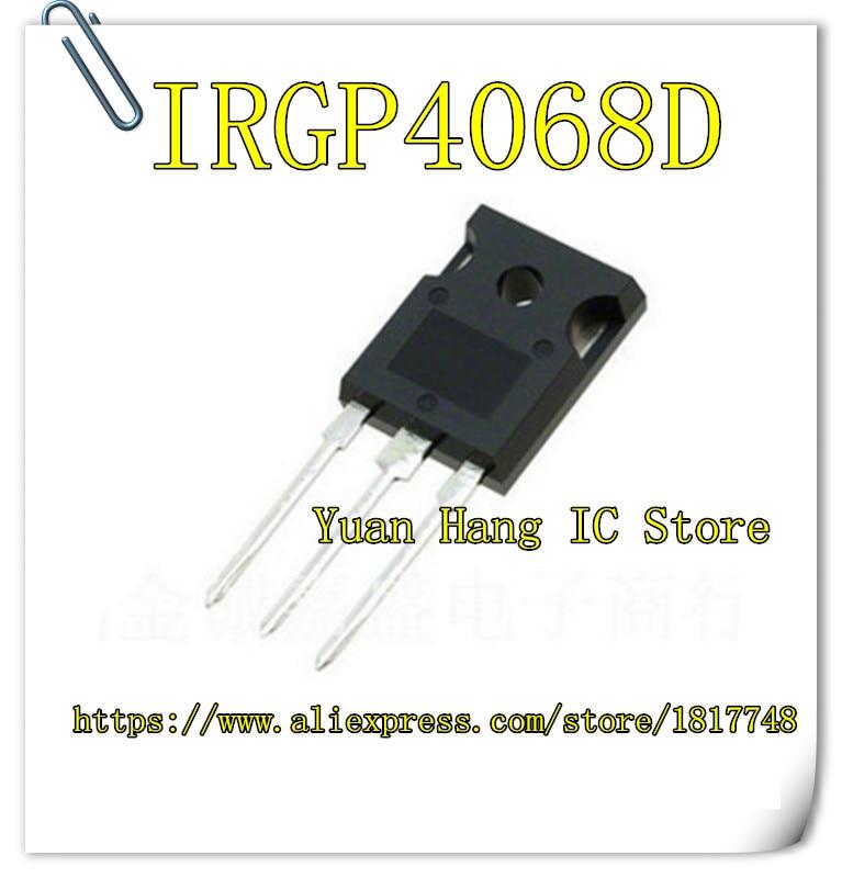 Free Shipping IRGP4068DPBF IRGP4068D-E IRGP4068D GP4068D GP4068D-E 600V 48A TO-247 g7ph35ud e to 247