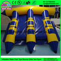Flyfish inflable tubo/pez volador inflable balsa/disco volador inflable flyfish banana boats