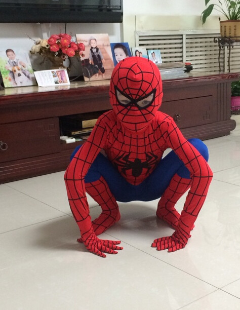 DB23580 Adult spiderman costume-5
