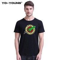 Йо-молодые мужские футболки с принтом