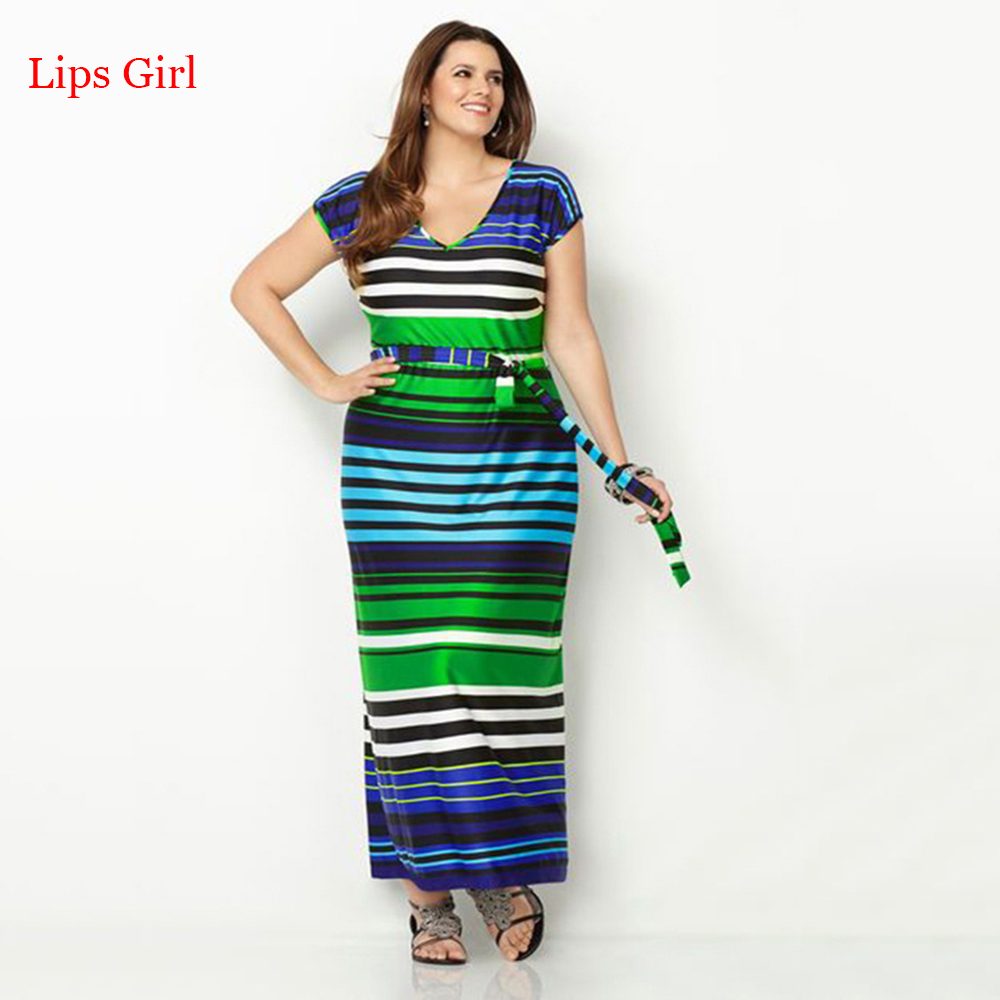 Online Buy Wholesale plus size maxi dress from China plus size ...