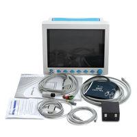 Акция! CMS8000 реанимации пациента Мониторы nibp, spo2, pr, ЭКГ, resp, темп, 3y гарантии, ce, fda