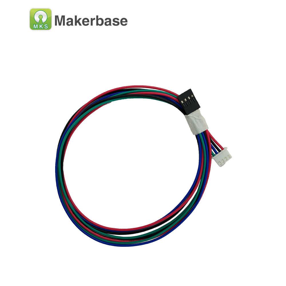 10 個 RepRap ワイヤー 70 センチメートル 4pin デュポンケーブルジャンパーケーブル 3D プリンタ部品ジャンパーデュポンジャンパー kablo JST