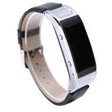 Smart bluetooth led watch 055 телефон любителей спорта ремешок кольцо руки электронные часы