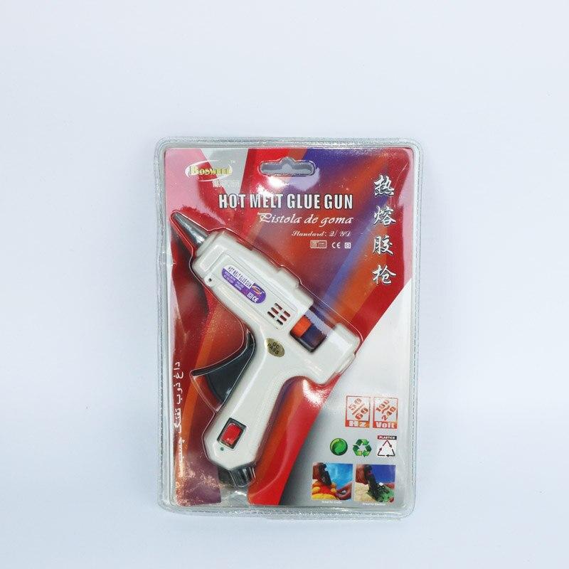 4 In 1 Free Shipping EU Plug 25 Watt Arts And Crafts Hot Melt Glue Gun