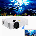 2000 Lumens GP9 Mini Projector 1080P HD Home Theater Cinema Video Projector Protable Projector HDMI/USB/SD/AV/3.5mm