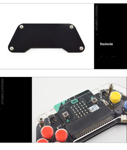 Image 5 - For Micro:bit Microbit Gamepad Expansion Board Handle Joystick for Robot Car, for Kids Programming Education MB0013