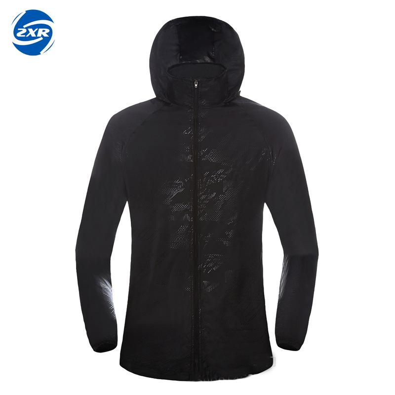 Men Women Camping Clothing Quick Dry Hiking Jacket Waterproof Sun & Uv Protection Coat Outdoor Sport Skin Jackets