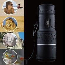 Премиум день и ночное видение 40x60 HD оптический Монокуляр Охота Кемпинг Туризм телескоп Спорт на открытом воздухе Принадлежности для охоты